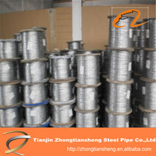 high tensile carbon galvanized steel Wire for mesh weaving