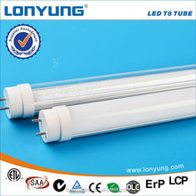 Hot products 2FT 60cm 9w direct-replace 2 feet led t8 tube light 3 years warranty with ETL TUV SAA CE ROHS DLC LCP approval