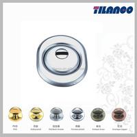 Euro Type Cylinder Escutcheon For Anti-Theft Security Door Lock