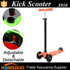 New products kick double rare wheels scooter new design