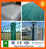 Powder painting 3d garden mesh fence/welded wire mesh fence