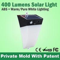 Solar Led Up And Down Cordless Wall Light Outside 2W