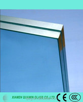 Safety Tempered Laminated Glass in Real Estate&Building