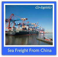 Cheap Sea shipping to Moldova from all Seaports in china -james