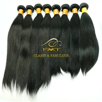 FMT Top Quality 8A Hair Weave 100% Virgin Brazilian Hair 3 Bundles Hair Weaving