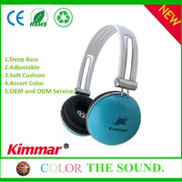 Shenzhen Consumer Electronics Colorful Stereo Headphones