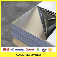 Alibaba Express Stainless Steel Sheet 410S Tsico Stainless Steel Sheet Type 410 410 Hairline Stainless Steel Sheet