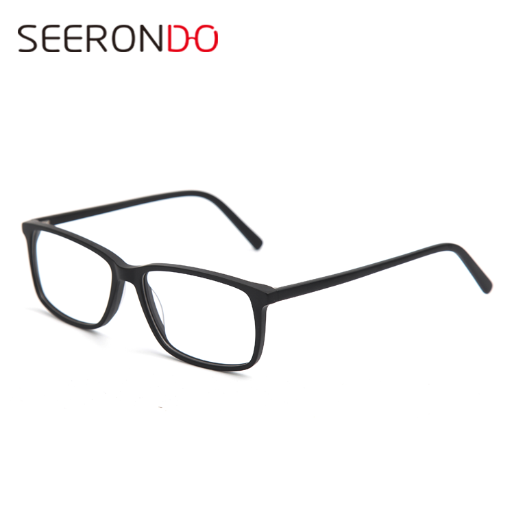 China Wholesale Optical Eyeglasses Frame Full Rim Spectacle Frames For Man