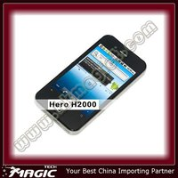 low price china android google mobile phone for hero 2000