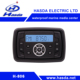 Marine Gauge FM AM Radio Square Stereo Receiver with Bluetooth for Car Yacht MP3