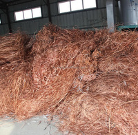 Stock of Copper wire scrap 99.9% purity by top supplier in China