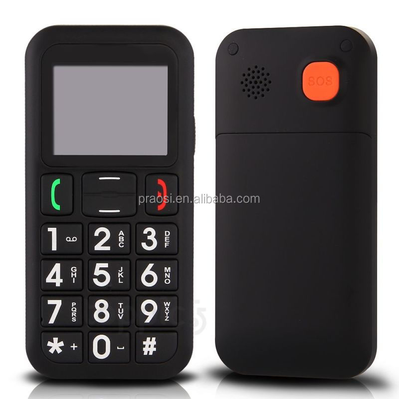 cheap senior elderly sos big button mobile cell phone unlocked for old man
