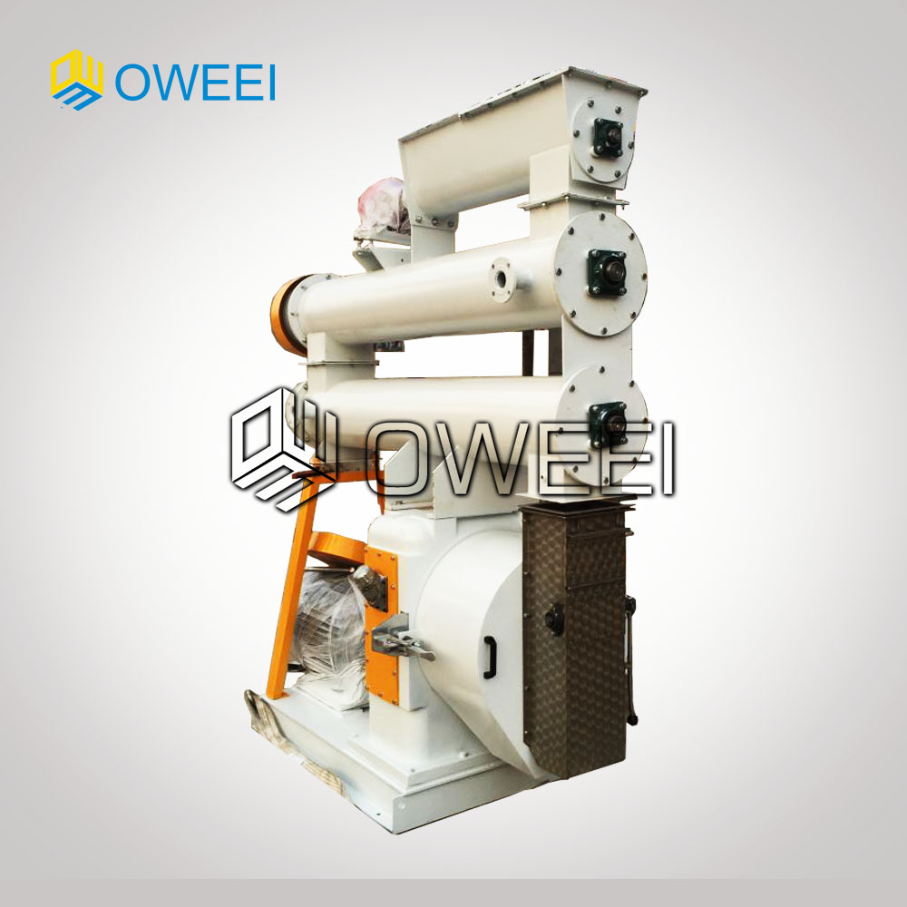 New design hot sale animal feed pelletizer machine