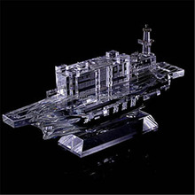 K9 various glass crystal oil rig model
