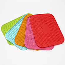 Non-slip Mat Pot Mat Holder Sink Dishes Silicone Can Opener
