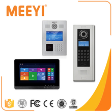 MEEYI video door phone multi-apartments video intercom intercom system