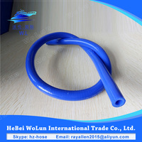 Auto spare parts car silicone hose 6mm silicone water hose