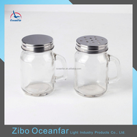 Clear Mini Mason Jars With Handle High Quality Glass Mason Canning Jars
