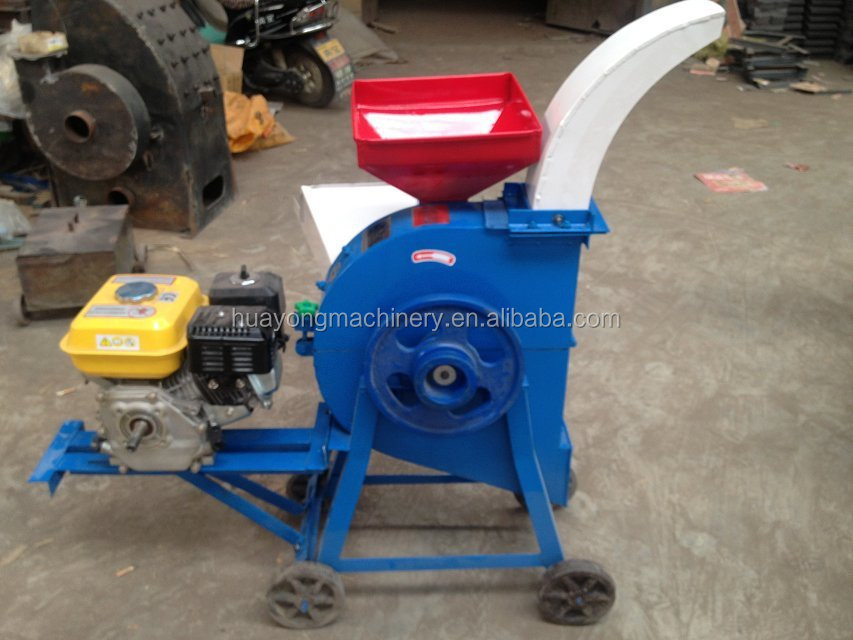 Dual functional animal feed cutting machine