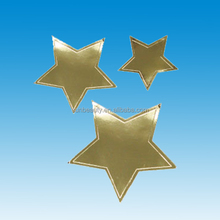 Papercard Five-pointed Star Decoration for Homes
