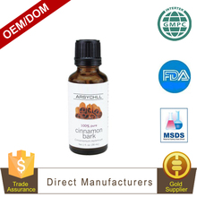Best price health care herbal essential oil top quality 100% natural cinnamon bark oil