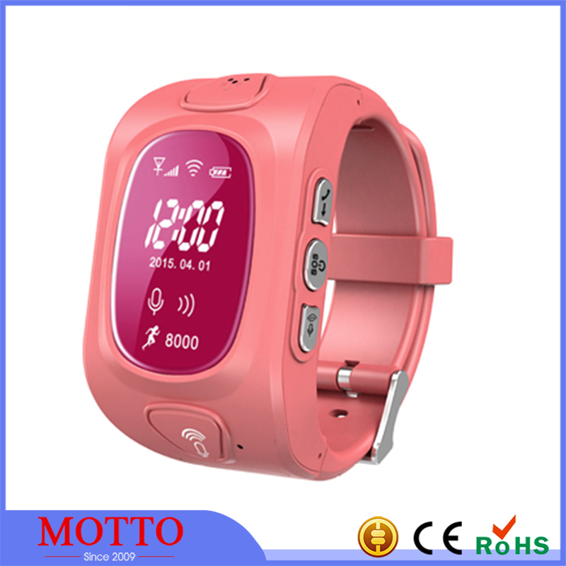 Cheap SOS Emergency Anti Lost GSM Cell Phone Watches For Kids