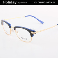 2015 hot sell italy design prescription glasses display latest ladies office wear designs