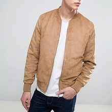 OEM Apparel Factory Directly Best Price Mens Clothing Custom Printing Mens Best Selling Mens Bomber Jacket