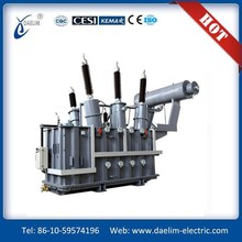 220kv power substation transformer ratings