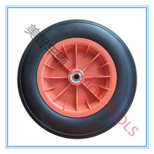 14X3.5-8 pu foam rubber wheels for trolley