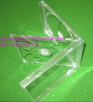 3Discs cd case clear