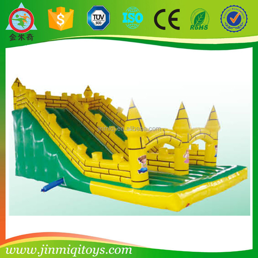 Giant inflatable playground.inflatable soap playground JMQ-P131F