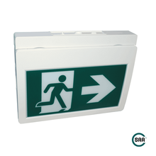 led Specifications and Ni-Cd Battery Type LED emergency exit sign