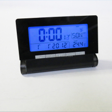 DCF Table Clock,Led Travel Clock,Rcc Time Zone Clock With Backlight