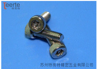 Cylinder head six-lobe anti-theft screw(Fillister six-lobe anti-theft screw)