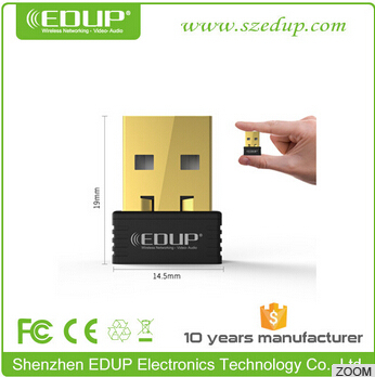 Much cheaper android wifi dongle150Mbps IEEE802.11n EDUP EP-N8553