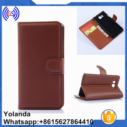 Cell Phone Flip Leather Case Cover For Samsung Galaxy Grand 2 Duos Cover