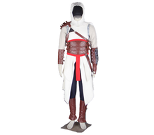 High quality Men's Game Anime Role Play Clothing Prop Assassin's Creed Cosplay Costume Suit Halloween