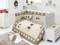 Little Cars Baby Bedding