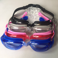 Anti Fog Luxury Adault and Kids Silicone Swimming Goggles