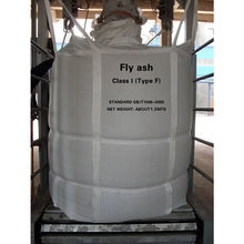 type F Floating Dry Bulk Fly Ash