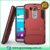 2 In 1 Shockproof Hybrid Stand Kickstand Case For LG X Power Back Cover