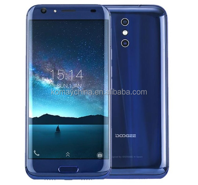 Original DOOGEE BL5000 4GB+64GB Mobile phone 5050mAh Battery 5.5 inch 8 Side 3D Curves Android 7.0 8MP/13MP/13MP Camera