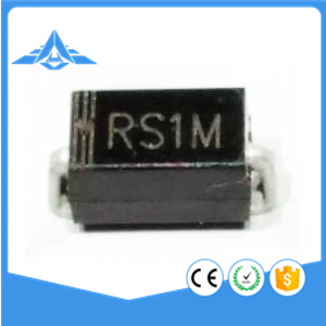 ZG Diodes Fast Swithcing Semiconductor Diode RS1M