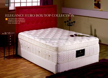 High Quality Thick Euro Box Top Mattress Turkey