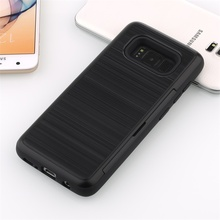 Cell phone case wholesale for samsung galaxy s8 battery case with credit card slot