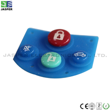 Customized OEM Conductive Membrane Switch Silicone Rubber Keypad