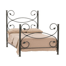 metal bed frame parts