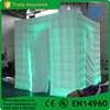 Tent Type Hot Sale Fashion Inflatable Photo Booth For Wedding