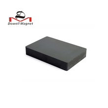 good quality radial block ferrite magnet y30